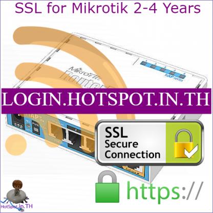 SSL For Mikrotik