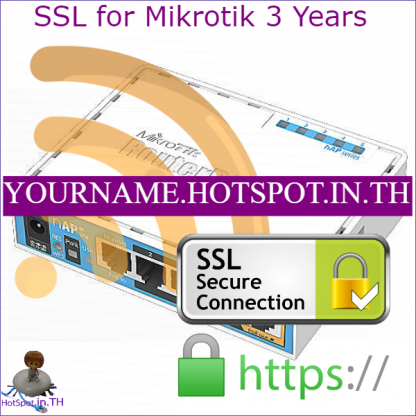 SSL For Mikrotik