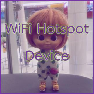 Hotspot-Device